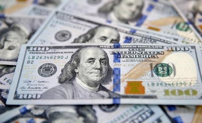 Dolar son 2 ayın en düşük seviyesine geriledi
