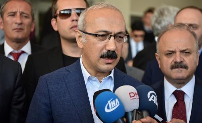 Elvan: PKK'nın kökünü kurutacağız