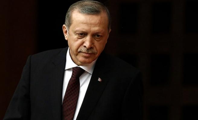 Erdoğan'dan Putin'e taziye mesajı