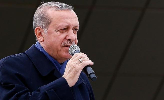 Erdoğan: Kasım 2019'u unutmayın
