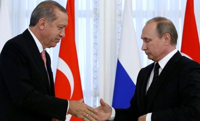 Erdoğan, Putin'le Görüşecek