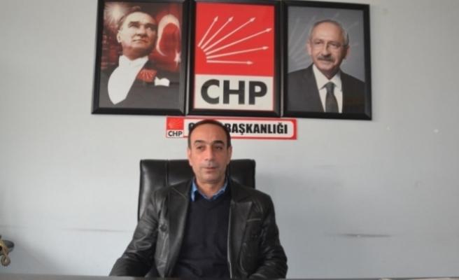 """Eski CHP İl Başkanından """"Evet"""" kampanyasına destek"""