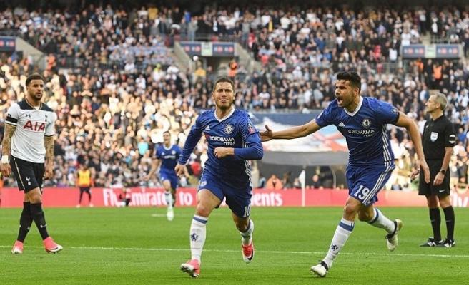 FA Cup'ın ilk finalist Chelsea