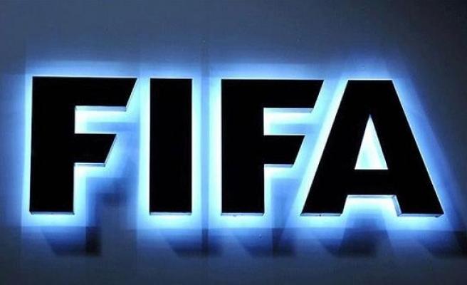 """FIFA'dan İsrail'e """"sarı kart"""""""