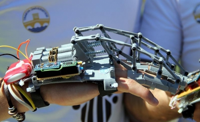 'Fizyo-trak' fizik tedaviyi kolaylaştıracak