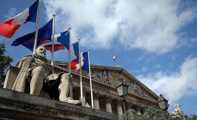 Fransa'da dev inşaat şirketinin üst yöneticisinin Suriye istifası