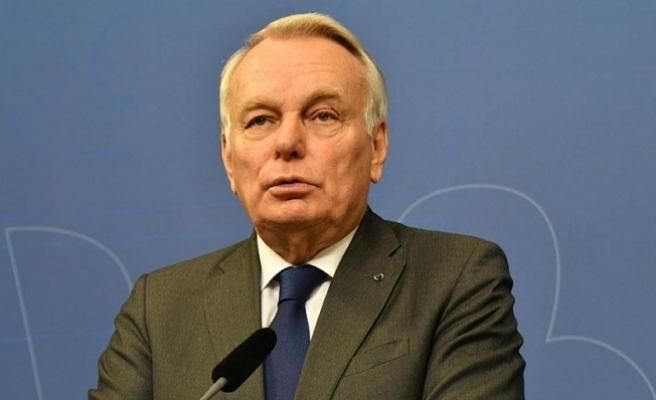 Fransa Dışişleri Bakanı Ayrault: Esed rejimine yönelik bir uyarı