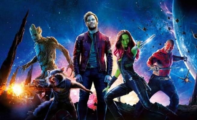 """""""Galaksinin Koruyucuları 2"""" 28 Nisan'da vizyona girecek"""