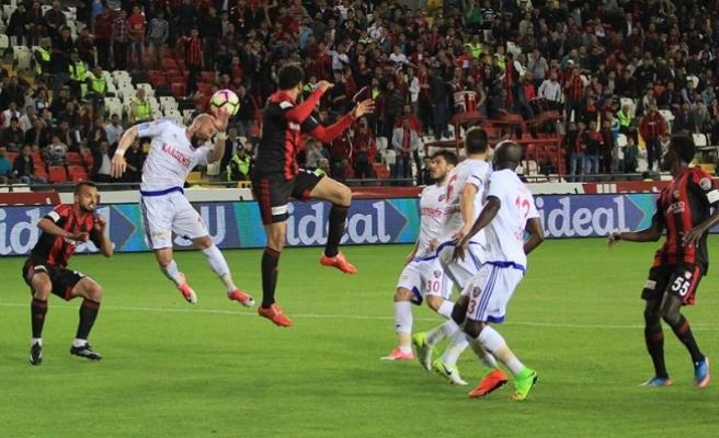 Gaziantepspor, Çaykur Rizespor'a Yenilerek Süper Lig'den Düştü