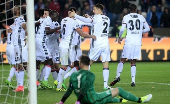 Gol düellosunun kazananı Beşiktaş