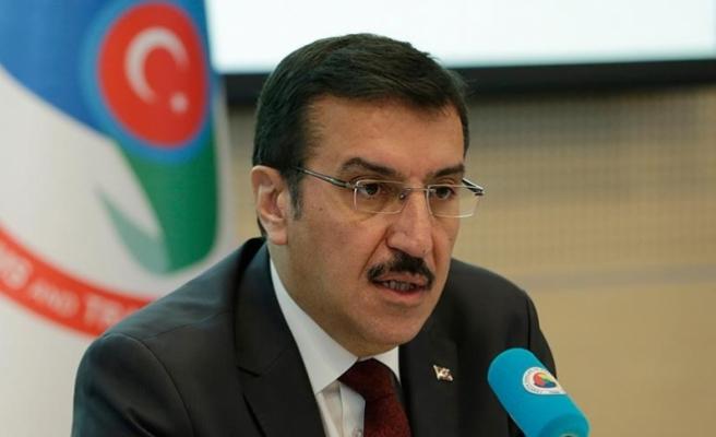 Gümrük ve Ticaret Bakanı Tüfenkci: Biz emin adımlarla yolumuza devam edeceğiz