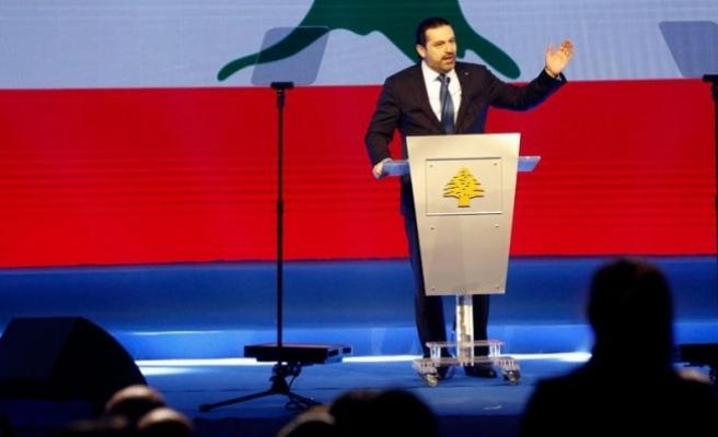 Hariri: İsrail, Lübnan'a savaş açma niyetinde