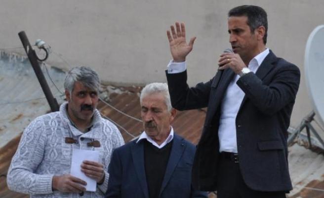 HDP'li Yıldırım: 'Hayır' dersek, kalıcı ve onurlu bir barışın kapısını aralamış oluruz