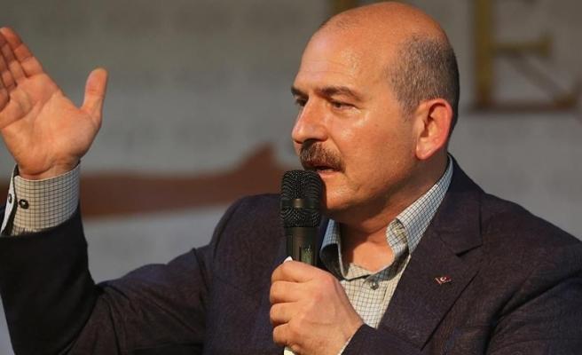 İçişleri Bakanı Soylu: Birilerinin bizi parmakla işaret edip oturtamadığı bir dönemdeyiz