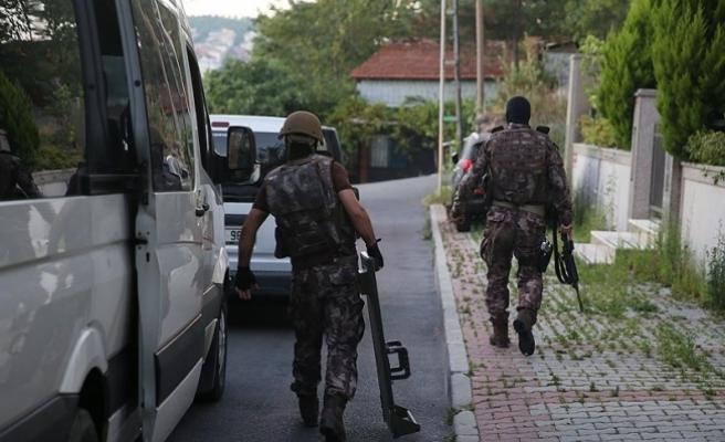 İstanbul merkezli 9 ilde organize suç örgütüne operasyon