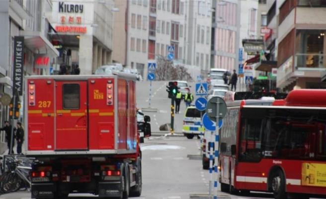 Stockholm teröristi: IŞİD mensubuyum