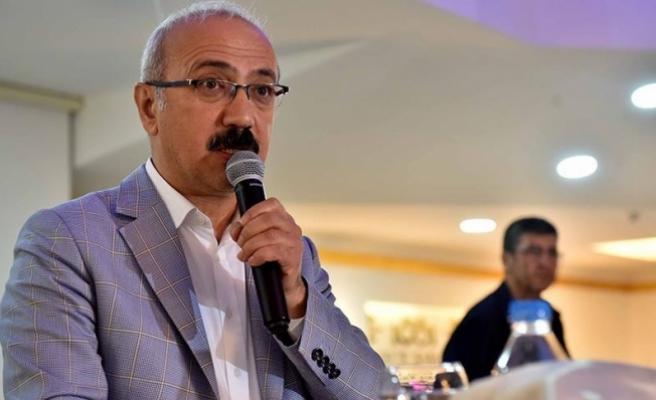 Kalkınma Bakanı Elvan: Bu millet kendi kararını, kendisi verecektir