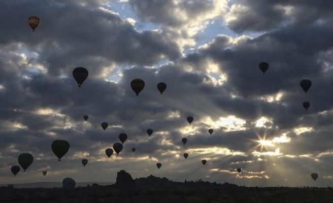 Kapadokya'da balon kazası: 1 ölü, 20 yaralı