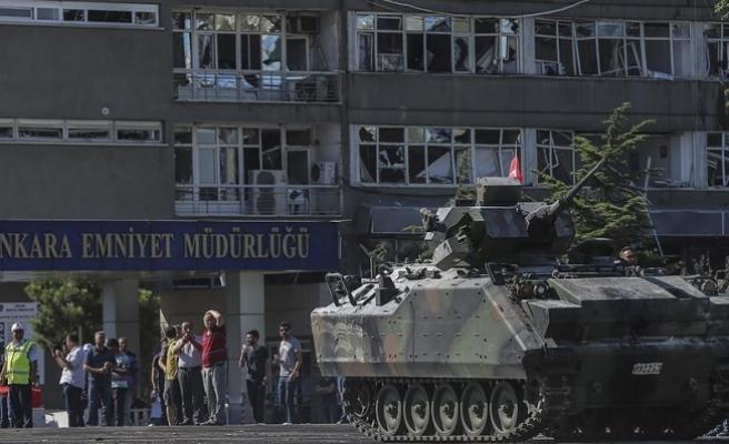 Karacı darbeciler Ankara Emniyetinin bombalanacağını biliyormuş