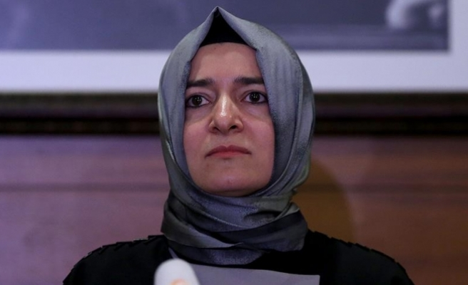 Kaya: Türkiye'de kadın istihdamı oranı yüzde 28'e yükseldi