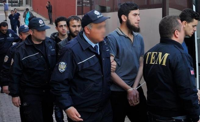 Kayseri'de DEAŞ operasyonu: 11 gözaltı
