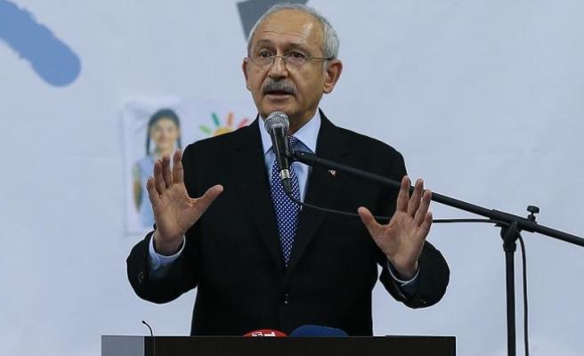 Kılıçdaroğlu: Huzurun ölçüsü hukukun üstünlüğünde yatar