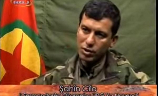 Kırmızı liste ile aranan PKK'lı terörist, ABD'li komutanın yanında