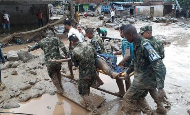 Kolombiya'daki sel felaketinde ölü sayısı 238'e yükseldi