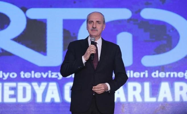 Kurtulmuş: Türkiye karşıtı odaklara karşı milli duruşumuzu sergilemeliyiz