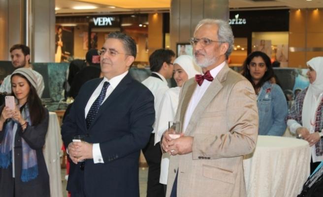 "Kuveyt'in Ankara Büyükelçiliğinden ""İnsani Diplomasi"" sergisi"