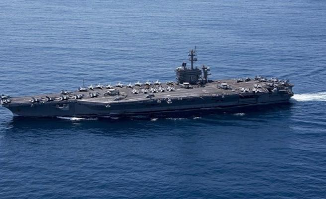 Kuzey Kore'den ABD'ye 'uçak gemisini batırma' tehdidi