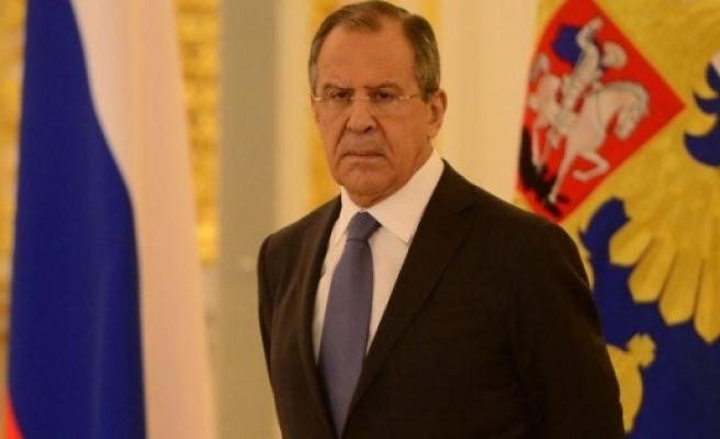 Lavrov: Barışçıl çözüm çabalarını bozan bu agresif eylem, kabul edilemez