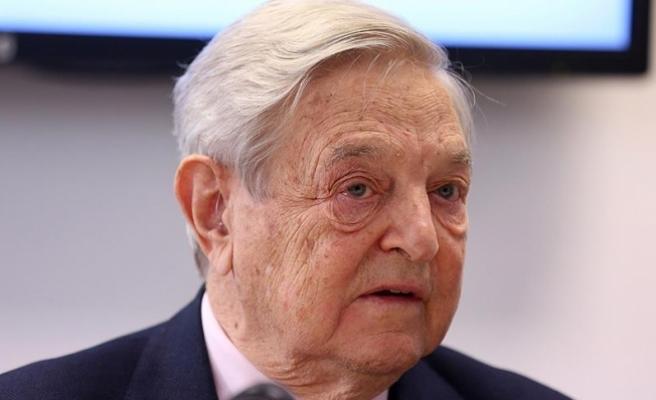Macaristan'dan Soros'a suçlama