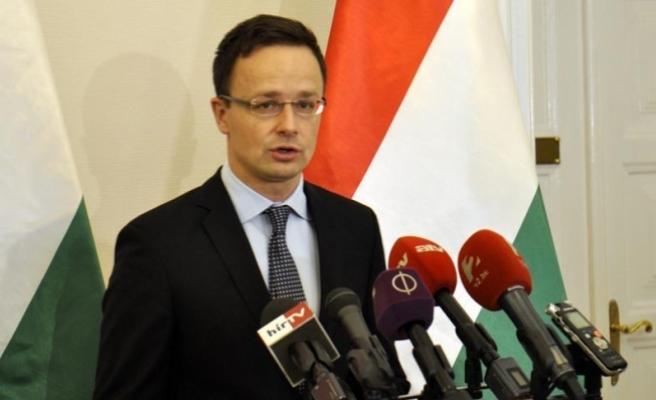 Macaristan Dışişleri Bakanı Szijjarto: Türkiye'deki referandum sonucuna saygı duyuyoruz