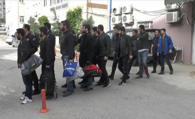 Mardin'deki FETÖ operasyonunda 21 eski polis tutuklandı