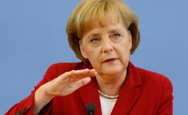 Merkel: BMGK'da karar alınamamış olması utanç verici