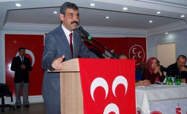 MHP Kızılcahamam İlçe Başkanı Tekin hayatını kaybetti