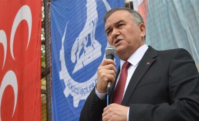 """MHP'li Akçay: """"Hükümet Krizleri Son Bulacak, Hükümeti Millet Belirleyecek"""""""