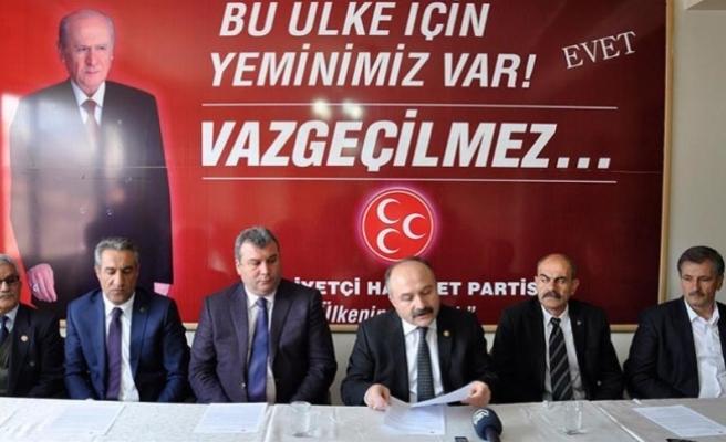 MHP'li Usta: Hükümet sistemi, rejim krizlerinin önüne geçmek için tasarlandı
