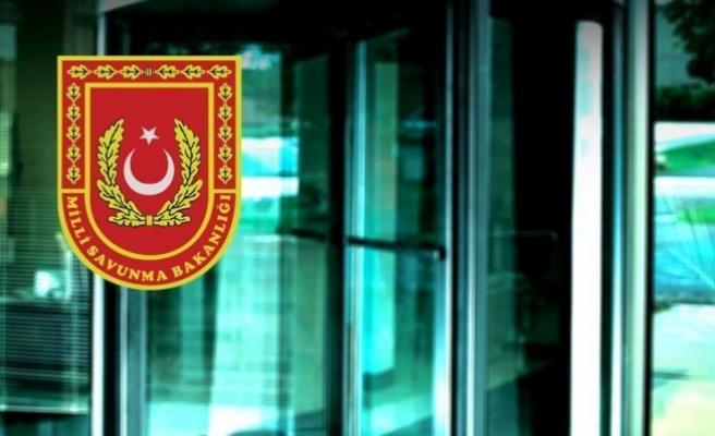 Milli Savunma Bakanlığı: CHP Milletvekili Erdem'in iddialarıyla ilgili hukuki süreç başlatıldı