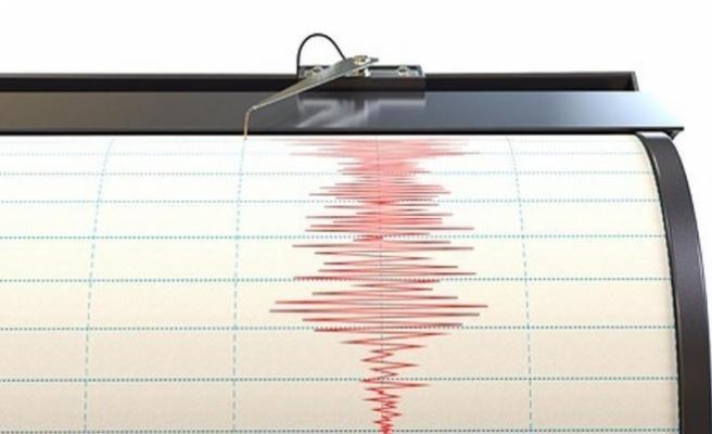 Muğla'da 4 Büyüklüğünde Deprem Meydana Geldi
