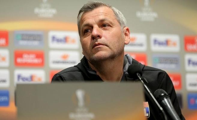 Olympique Lyon Teknik Direktörü Genesio: Yarın bu sezonki en önemli maçımızı oynayacağız