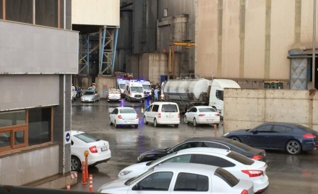 Osmaniye'de fabrikada patlama: 3 işçi hayatını kaybetti