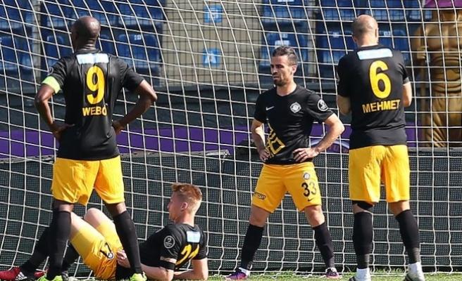 Osmanlıspor Deplasmanda Kayserispor'u 4-1 Yendi