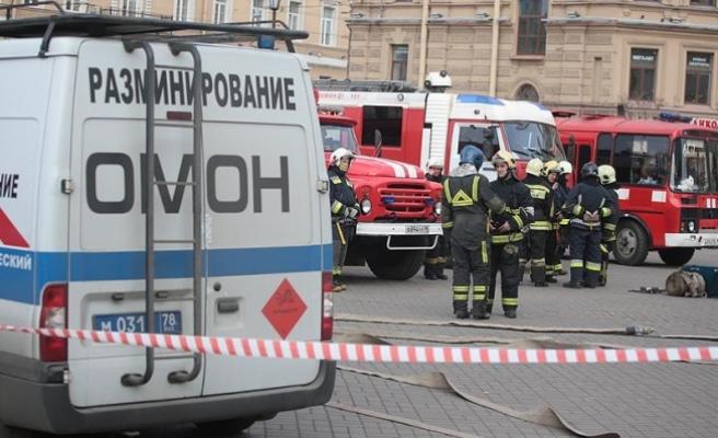 Rusya'daki terör saldırısıyla ilgili 1 kişi gözaltına alındı