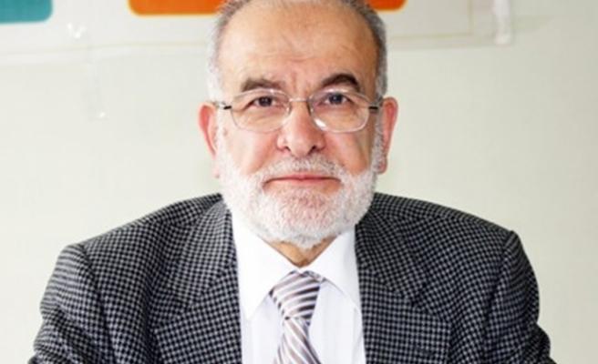 Saadet Partisi Genel Başkanı Karamollaoğlu: Halkın verdiği karara herkesin saygı göstermeli
