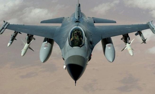 ABD öncülüğündeki koalisyona ait bir uçak Rakka'da sivilleri vurdu