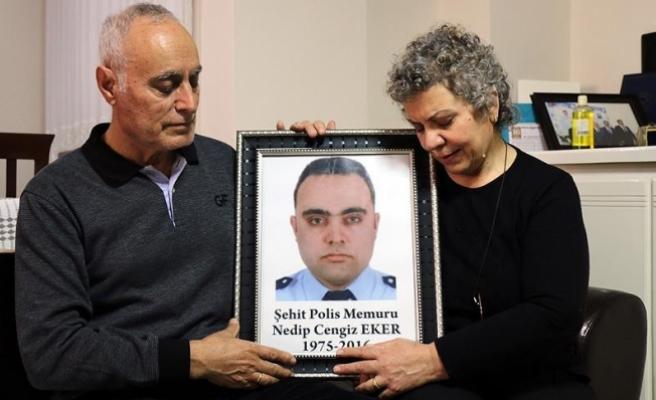 Şehit babası 'FETÖ'nün suikast timi' davasında konuştu: Oğlumuzu vuran kim