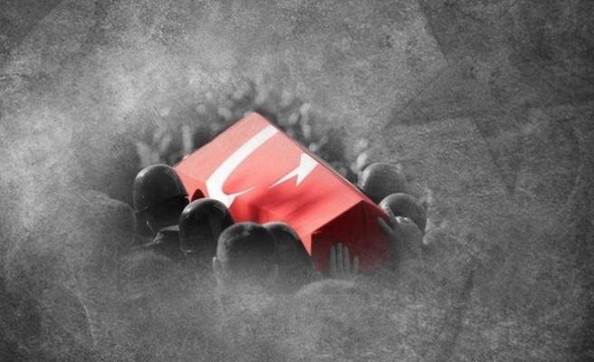 Şehit Uzman Çavuş Efe Osman Apaydın'ın cenazesi Niğde'de toprağa verildi