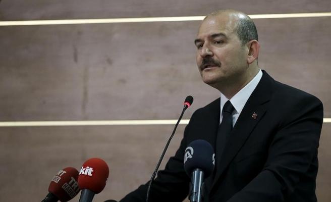 Soylu, FETÖ ve PKK operasyonlarının bilançosunu açıkladı